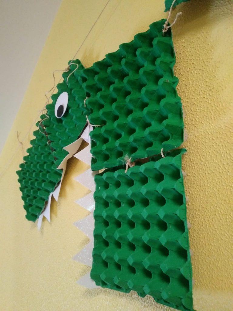 dinosauroak eskolan